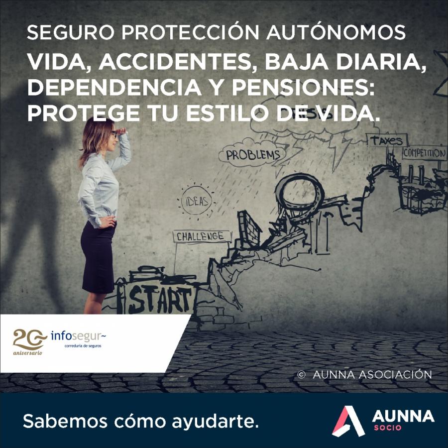 SEGURO PROTECCIÓN AUTÓNOMOS