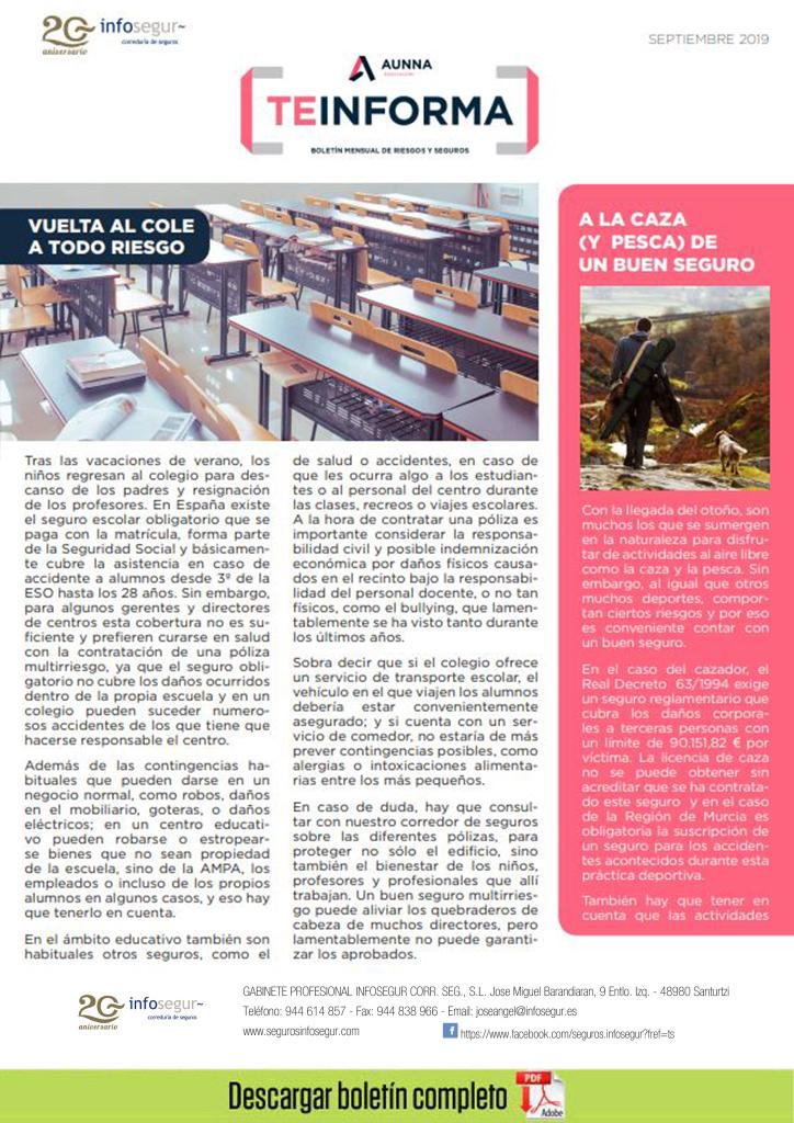 boletin-INFOSEGUR-teinforma-2019-septiembre