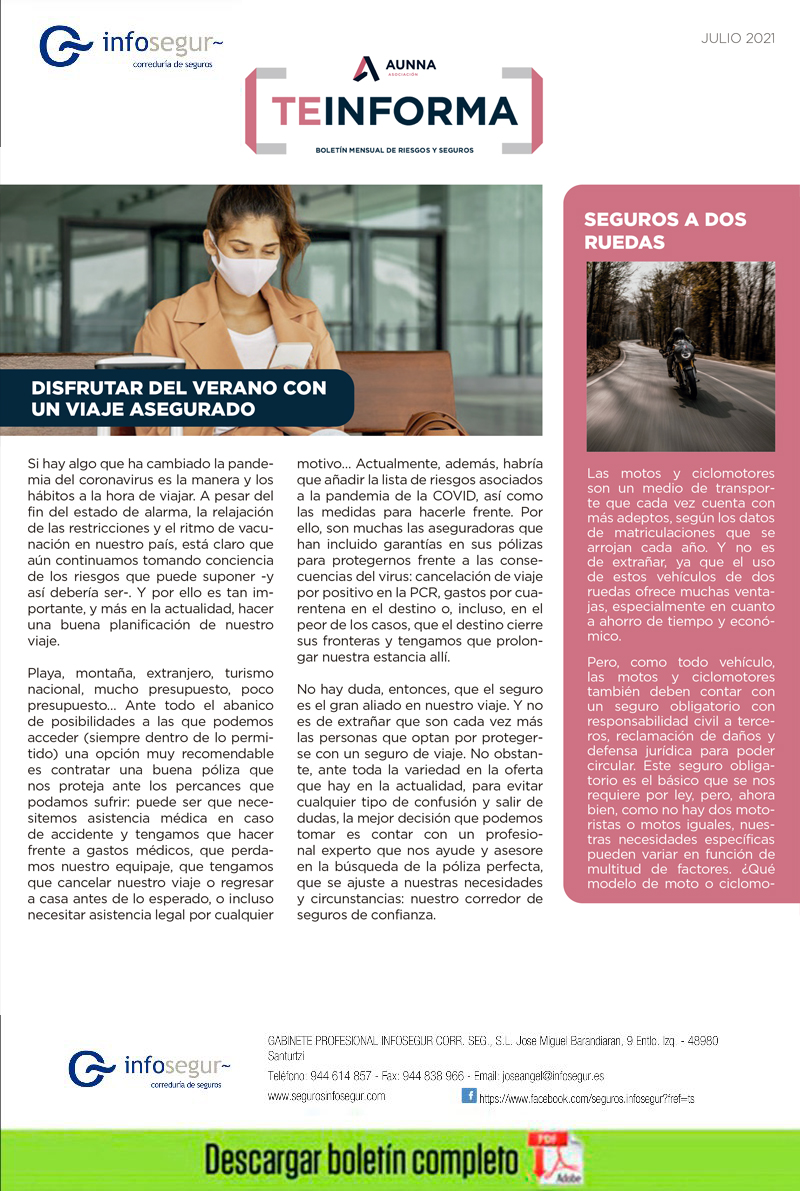 boletin-INFOSEGUR-teinforma-2021-julio
